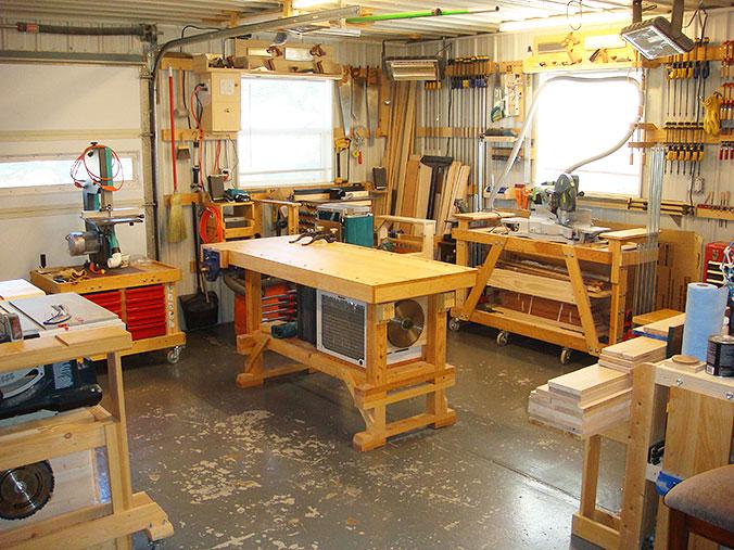 workshop-wood
