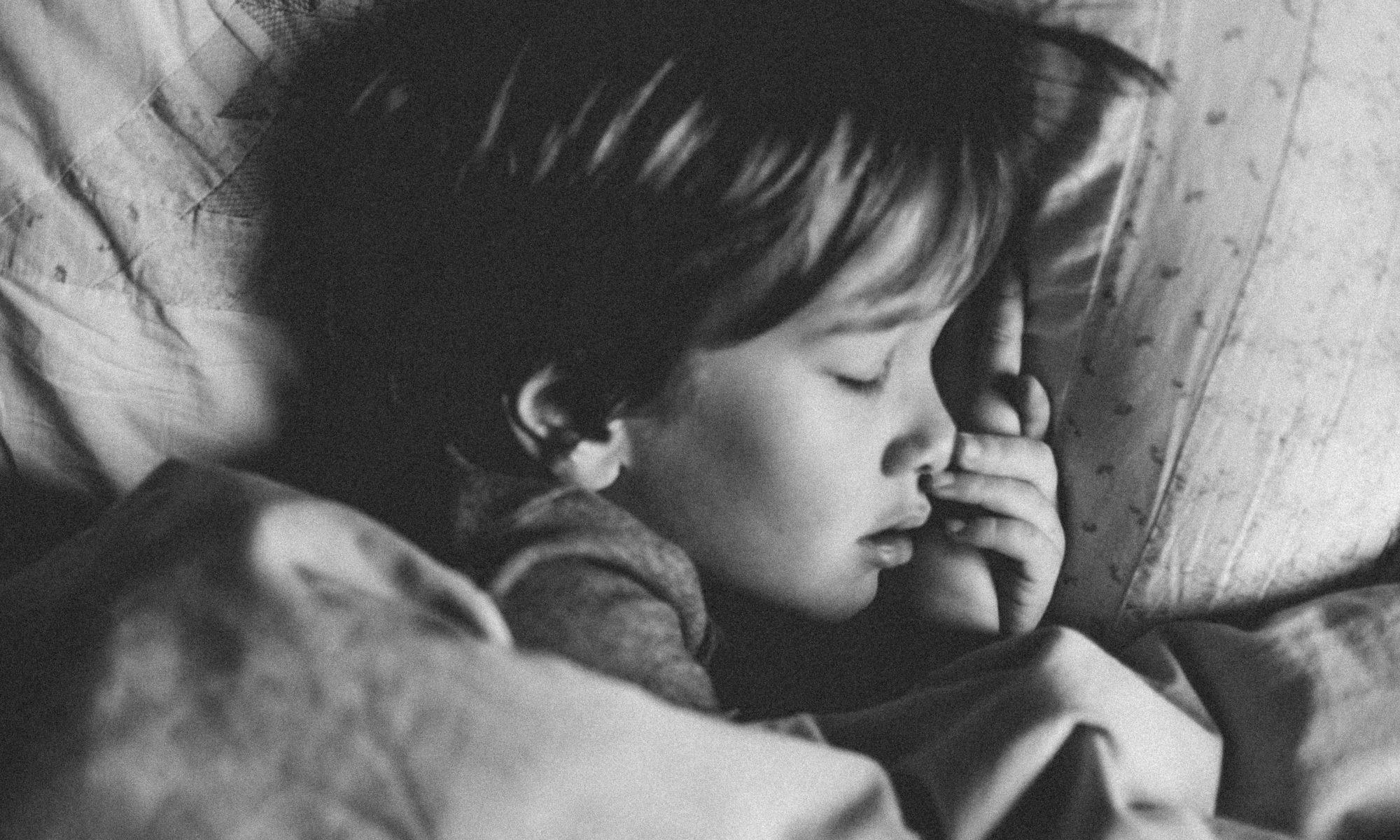 sleep, sleep beautiful sleep