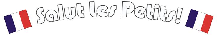 Salut Les Petits logo